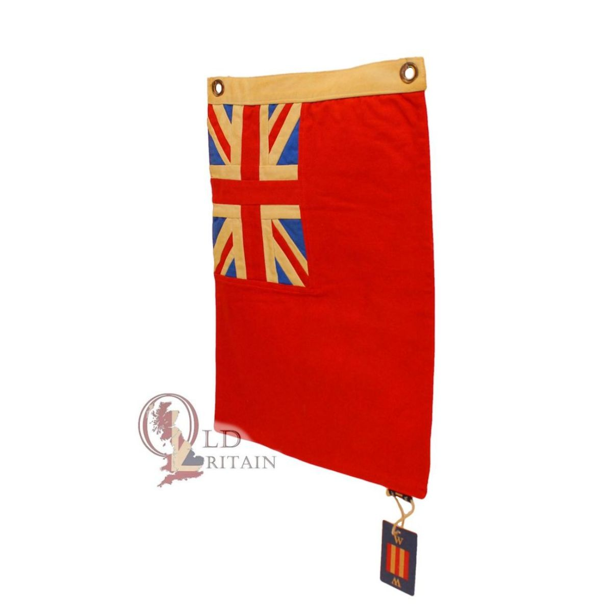 Small Red Ensign Flag 6 sq2