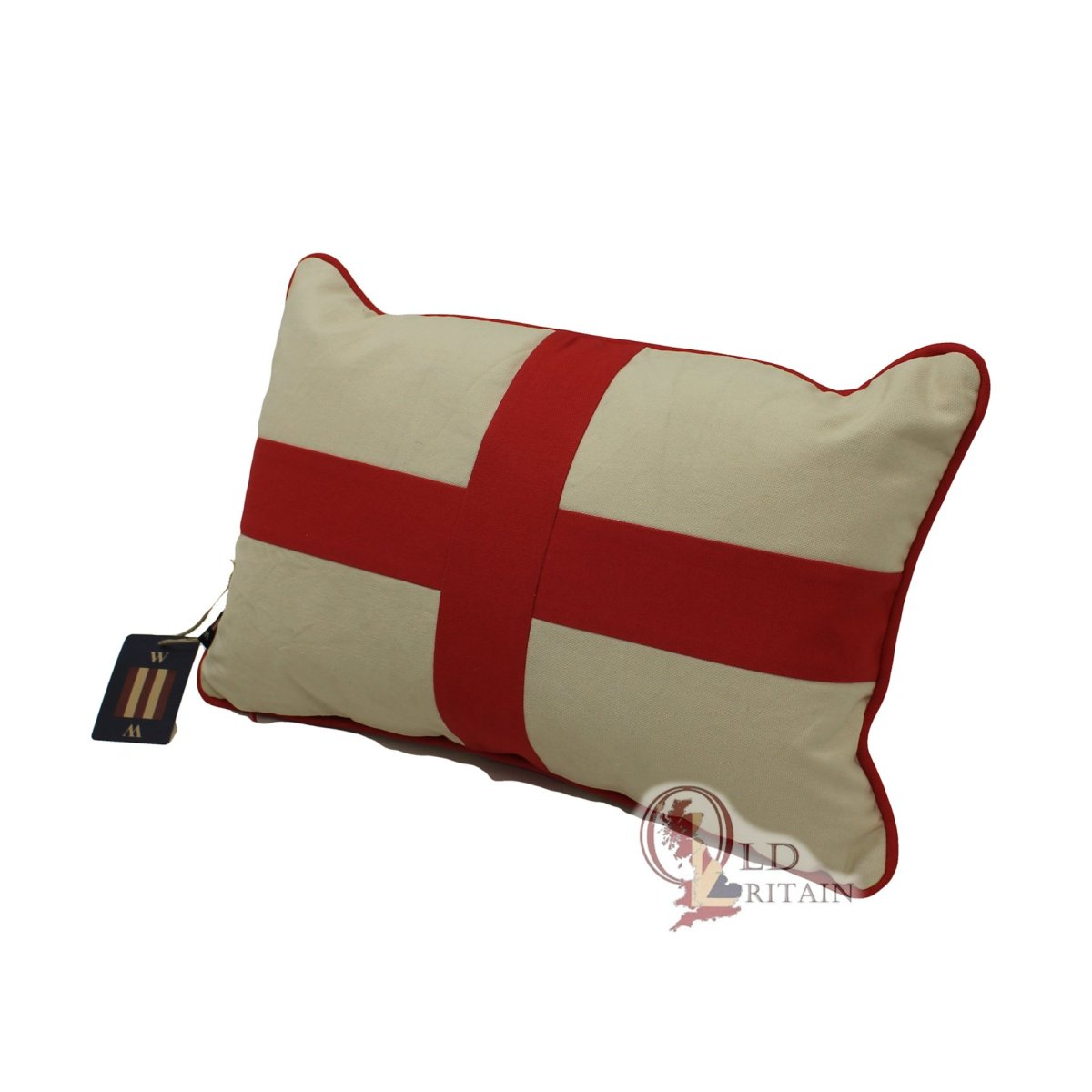 St Georges Flag Couch Cushion