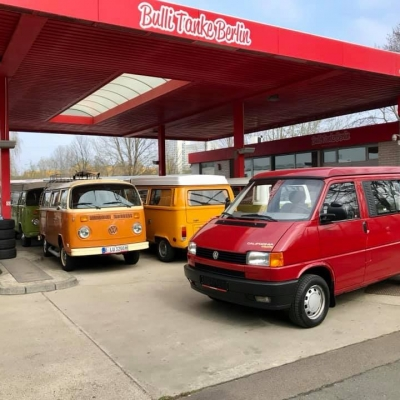 Old Bulli Berlin - VW T4 California