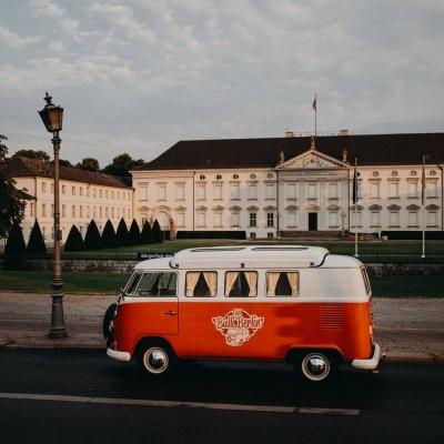 Old Bulli Berlin - Fotobulli - Fotobox auf Rädern