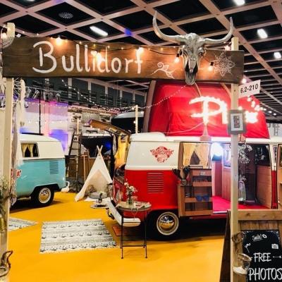 Old Bulli Berlin - Boot und Fun Berlin - Messe - Fotobulli - Hochzeitsauto