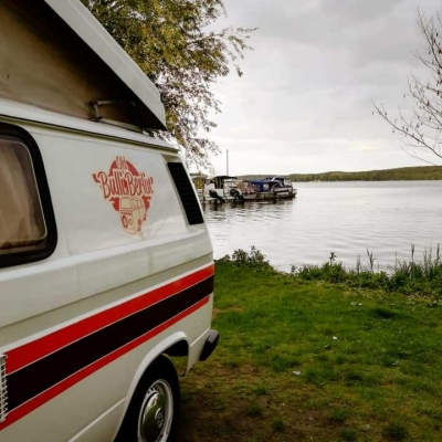 Old Bulli Berlin - VW T3 Carthago - Camping - Camper