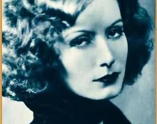 Greta Garbo aktorka