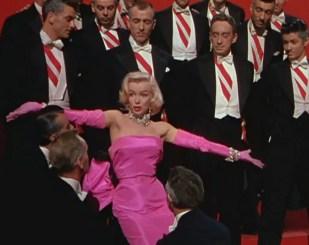 Komedia - film Mężczyźni wolą blondynki