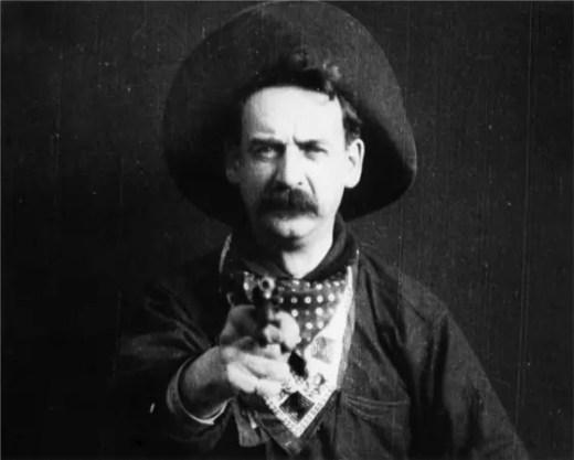 western - filmy Napad na Ekspres