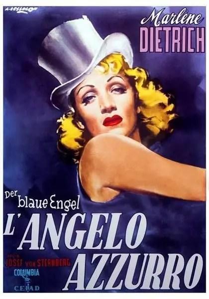 Błękitny anioł