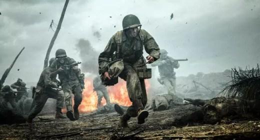 Wojenny film 2 wojna światowa - Przełęcz ocalonych