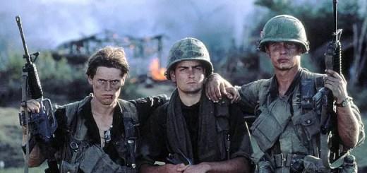 Filmy o wojnie w Wietnamie - Pluton