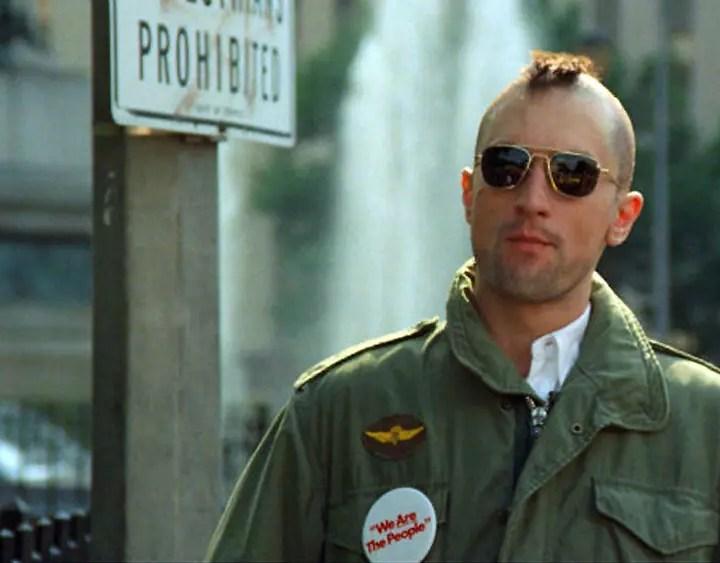 Robert De Niro filmografia - Taksówkarz