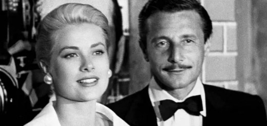 Grace Kelly i Oleg Cassini