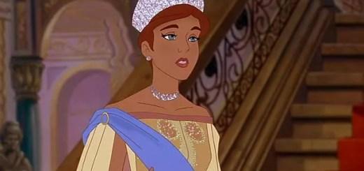 Animacje o księżniczkach - Anastazja