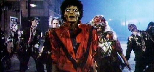 Top zombie - Thriller Michael Jackson