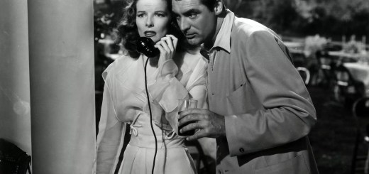 Katharine Hepburn i Cary Grant Filadelfijska opowieść