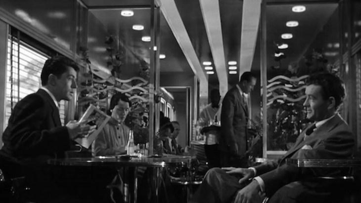 Filmy Hickoka - Nieznajomi z pociągu