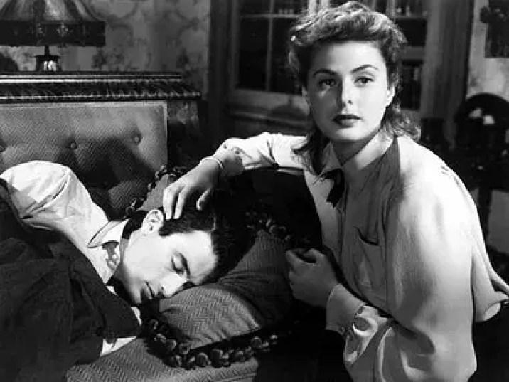 Dobre filmy Alfreda Hitchcocka - Urzeczona