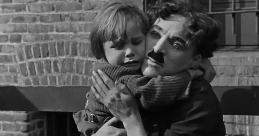 Charlie Chaplin najpopularniejsze filmy - Brzdąc