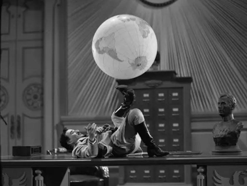 Chaplin filmy - Dyktator