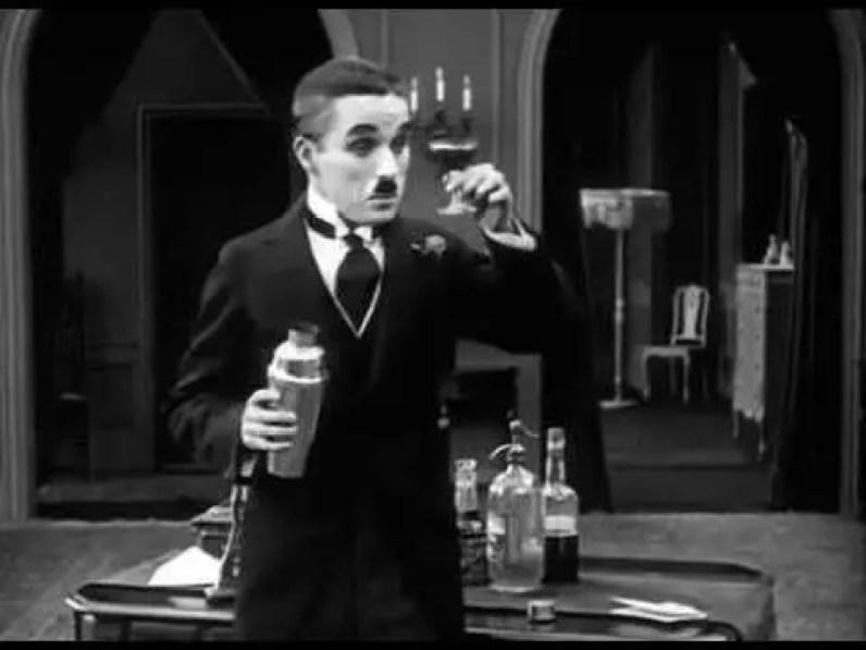 Najlepsze komedie Chaplina - Nieroby