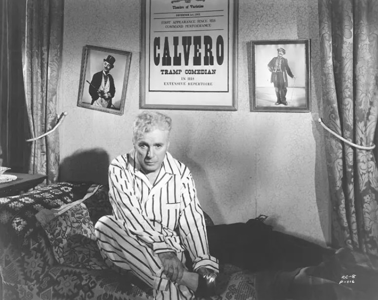 Filmy Chaplina spis - Światła rampy