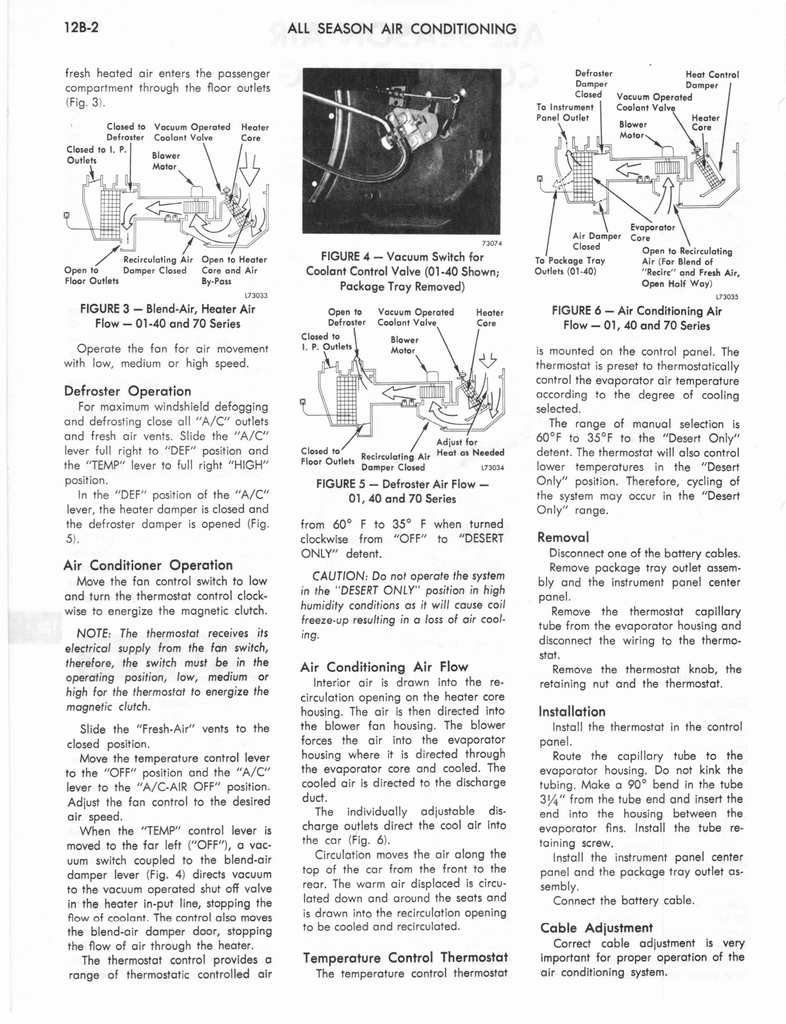 1973 AMC Technical Service Manual page 348 of 487