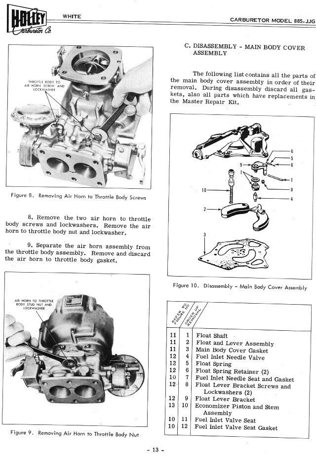 Holley 885 JJG Carburetor Manual / h-885jjg_013.jpg
