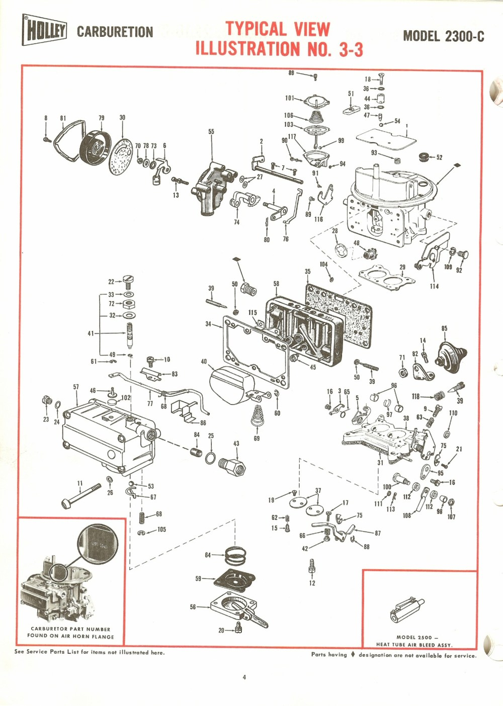 medium resolution of holley 2300c exploded diagrams the old car manual project holley 1940 diagram holley exploded diagram