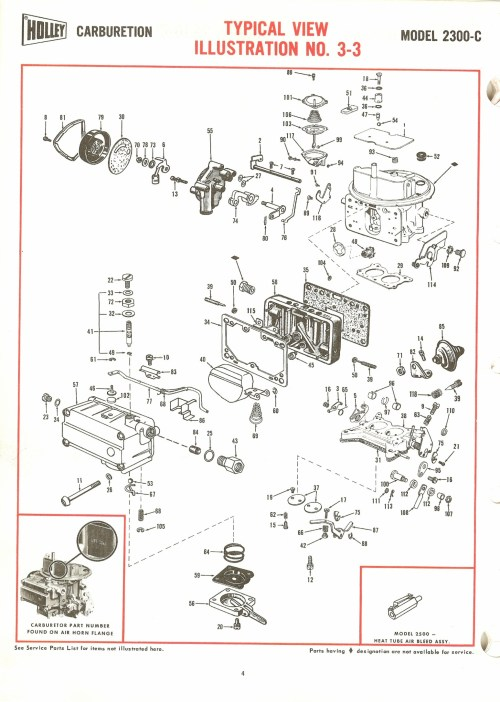 small resolution of holley 2300c exploded diagrams the old car manual project holley 1940 diagram holley exploded diagram