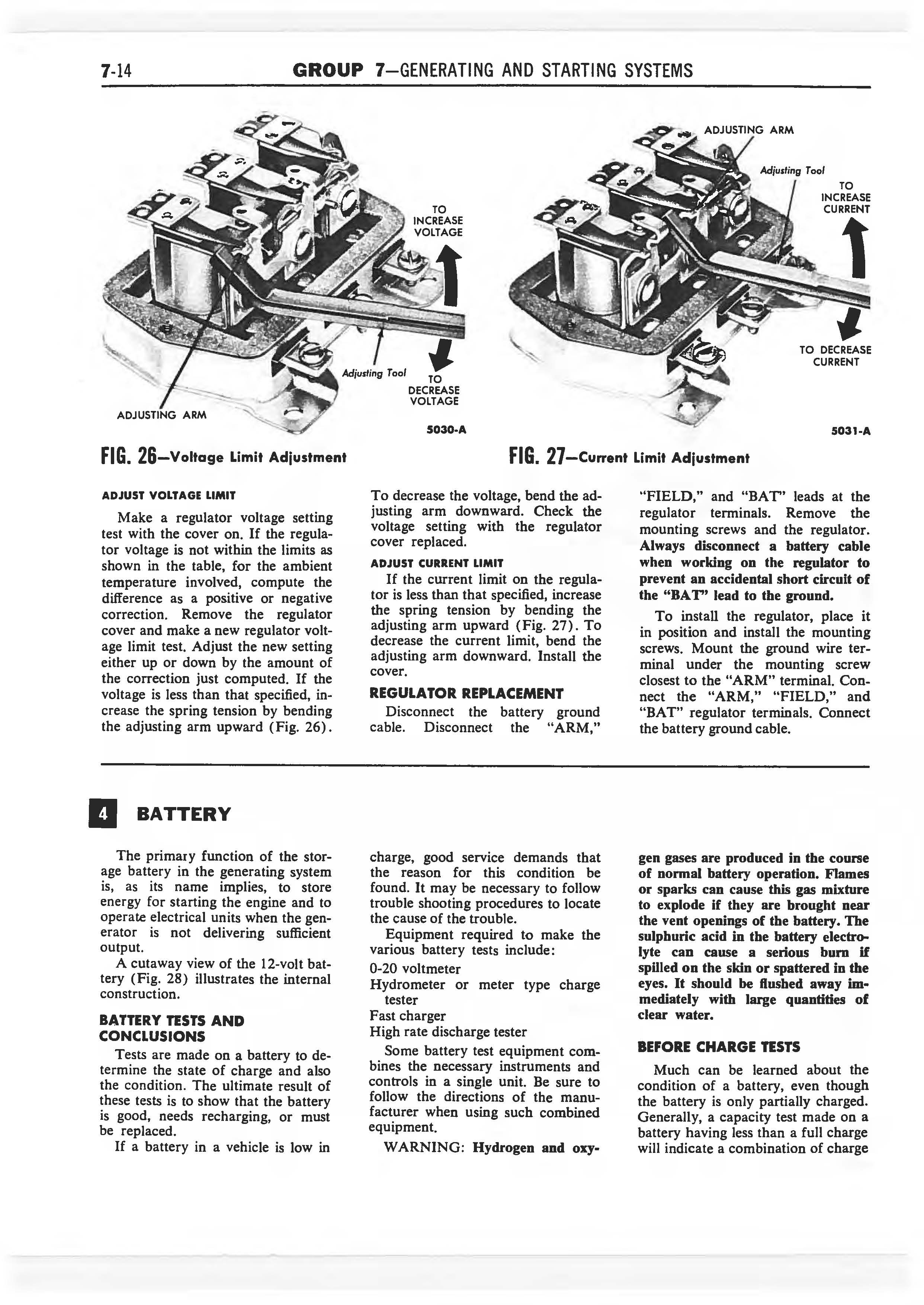 1958 Ford Thunderbird Shop Manual page 252 of 360