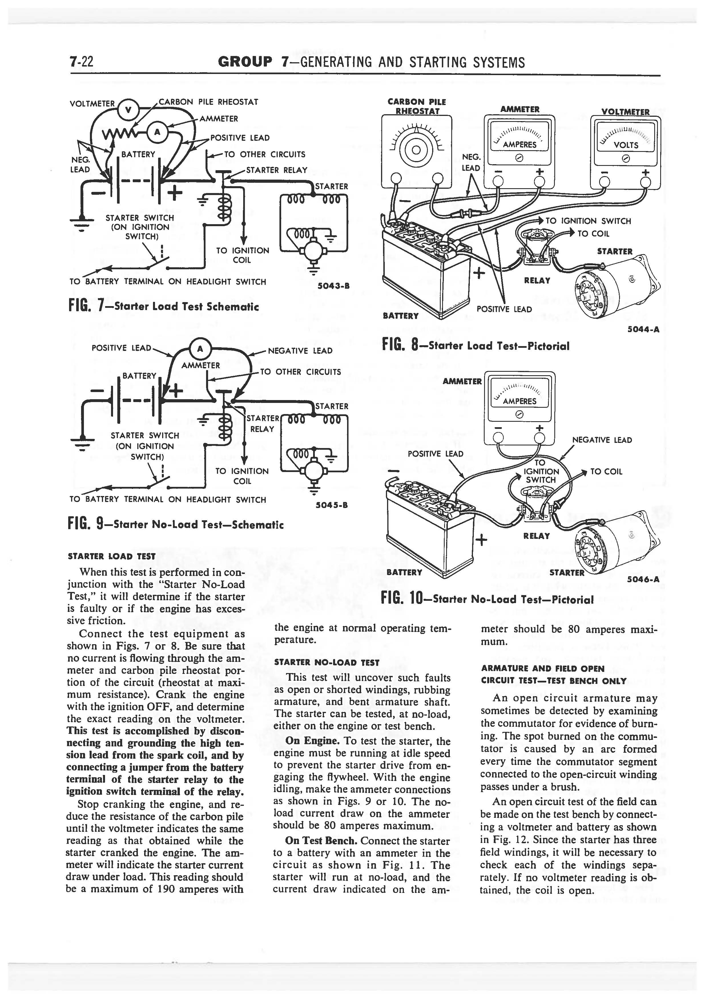 1958 Ford Thunderbird Shop Manual page 260 of 360
