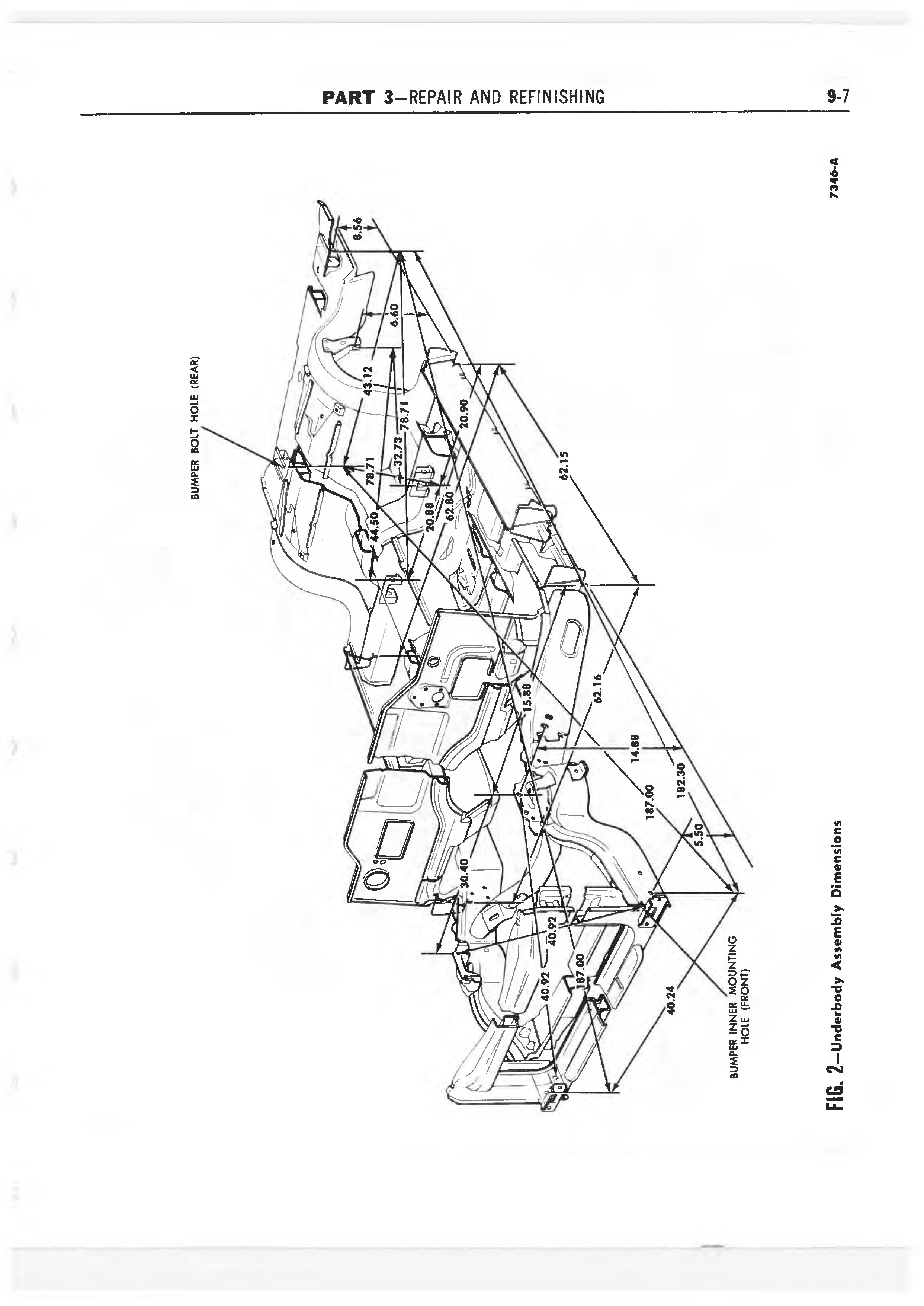 1958 Ford Thunderbird Shop Manual page 300 of 360