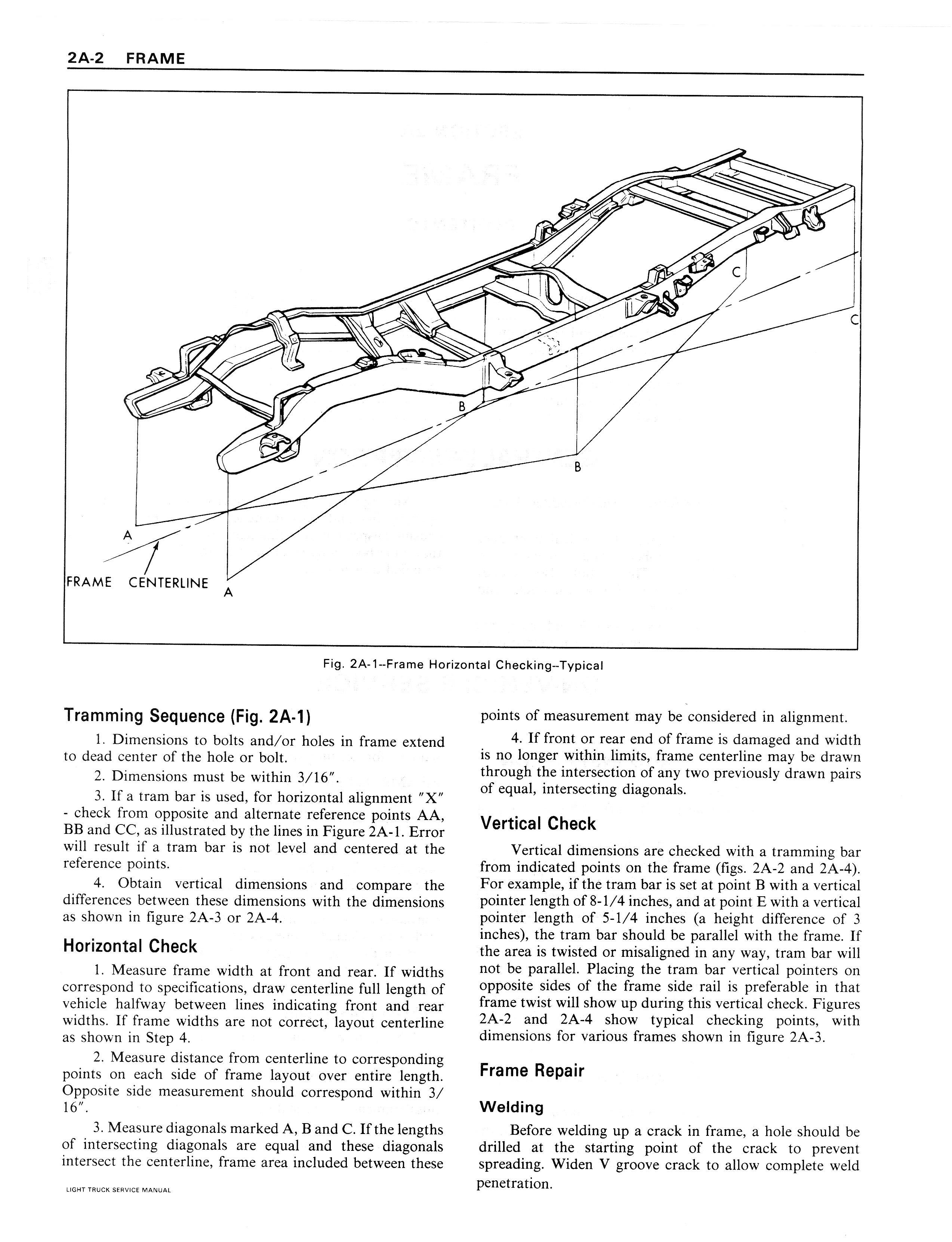 1979 GMC Series 10-35 Frame / 79GMCService0106.jpg