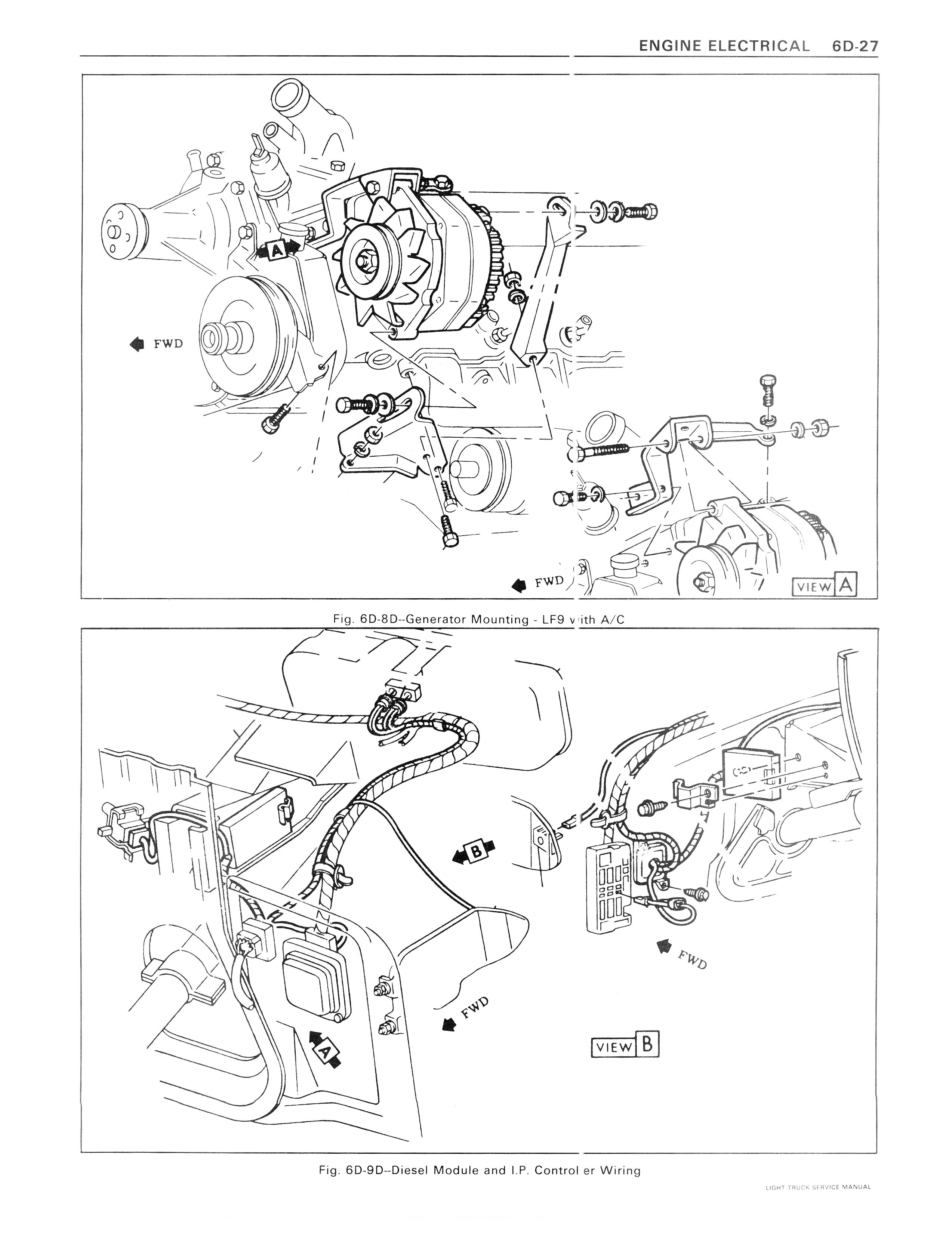 workshop manual md21a