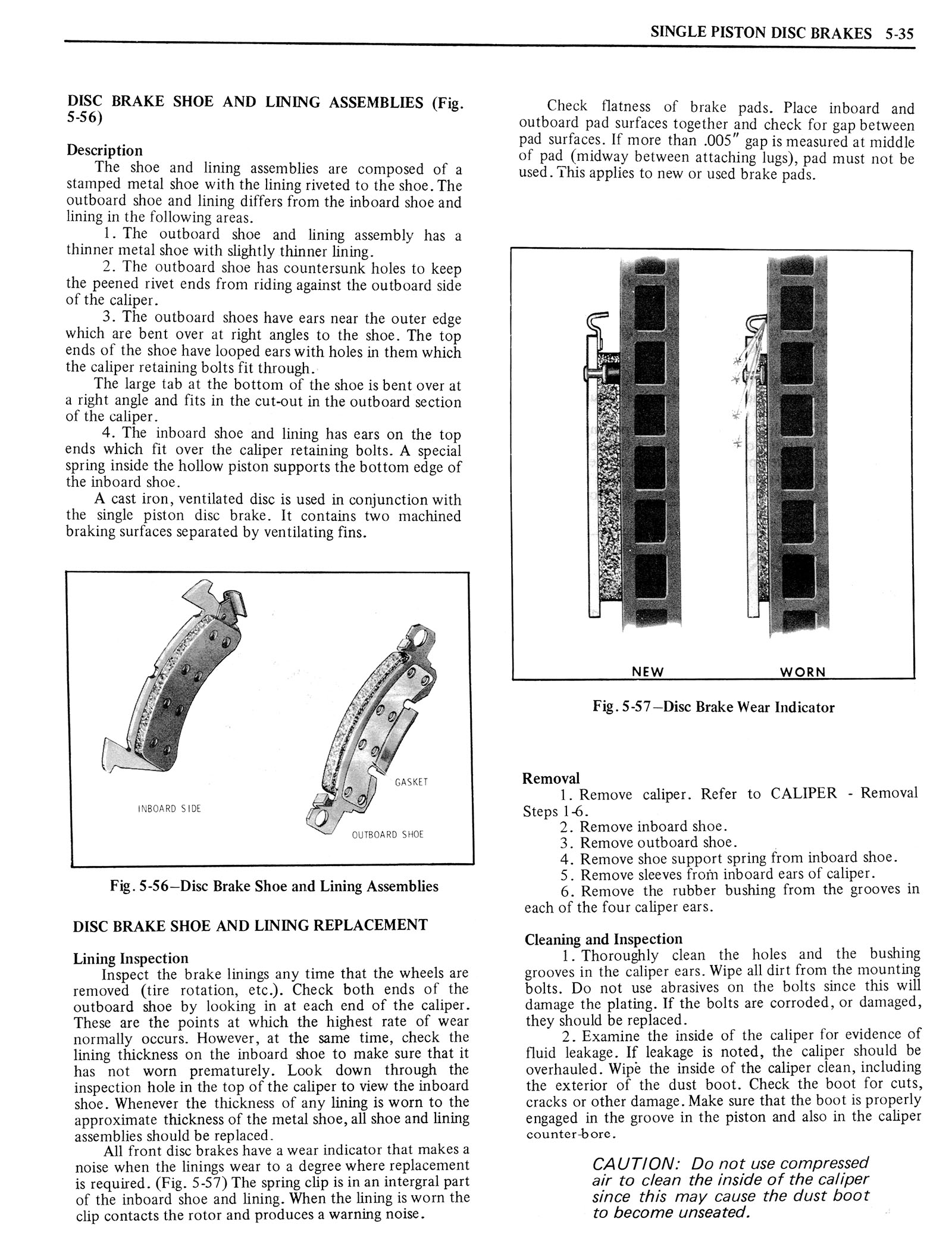 1976 Oldsmobile Service Manual page 366 of 1390