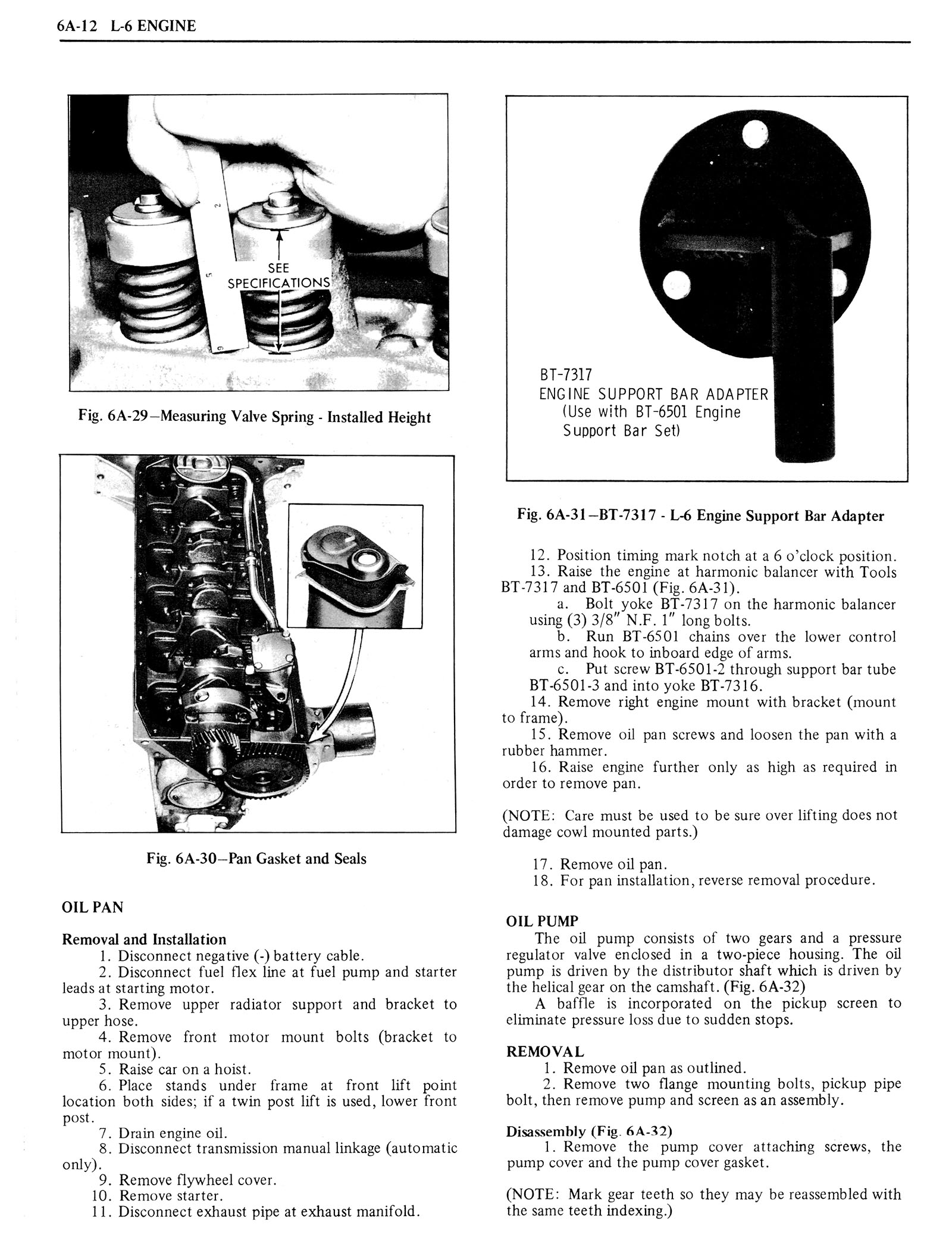 1976 Oldsmobile Service Manual page 409 of 1390
