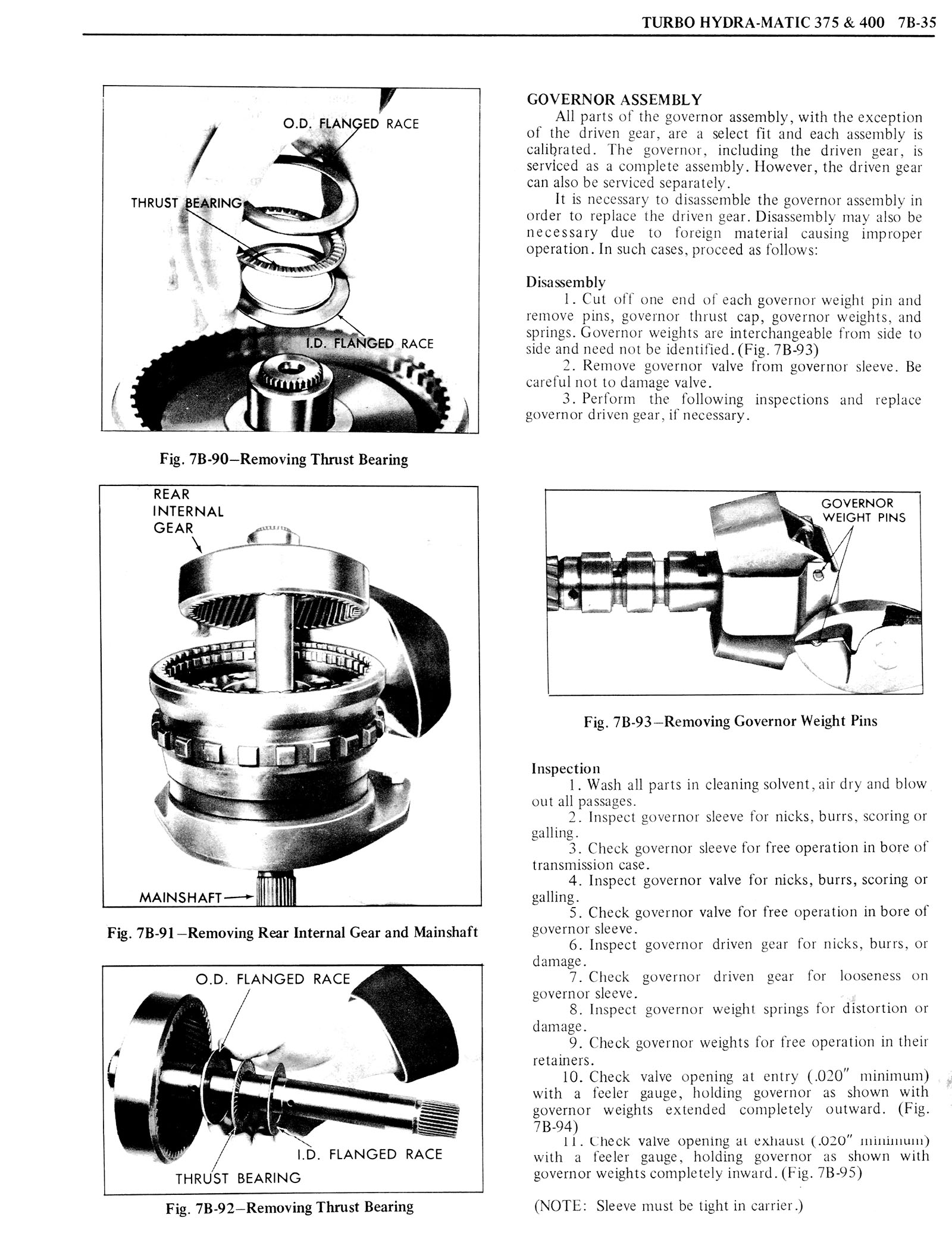 1976 Oldsmobile Service Manual page 767 of 1390