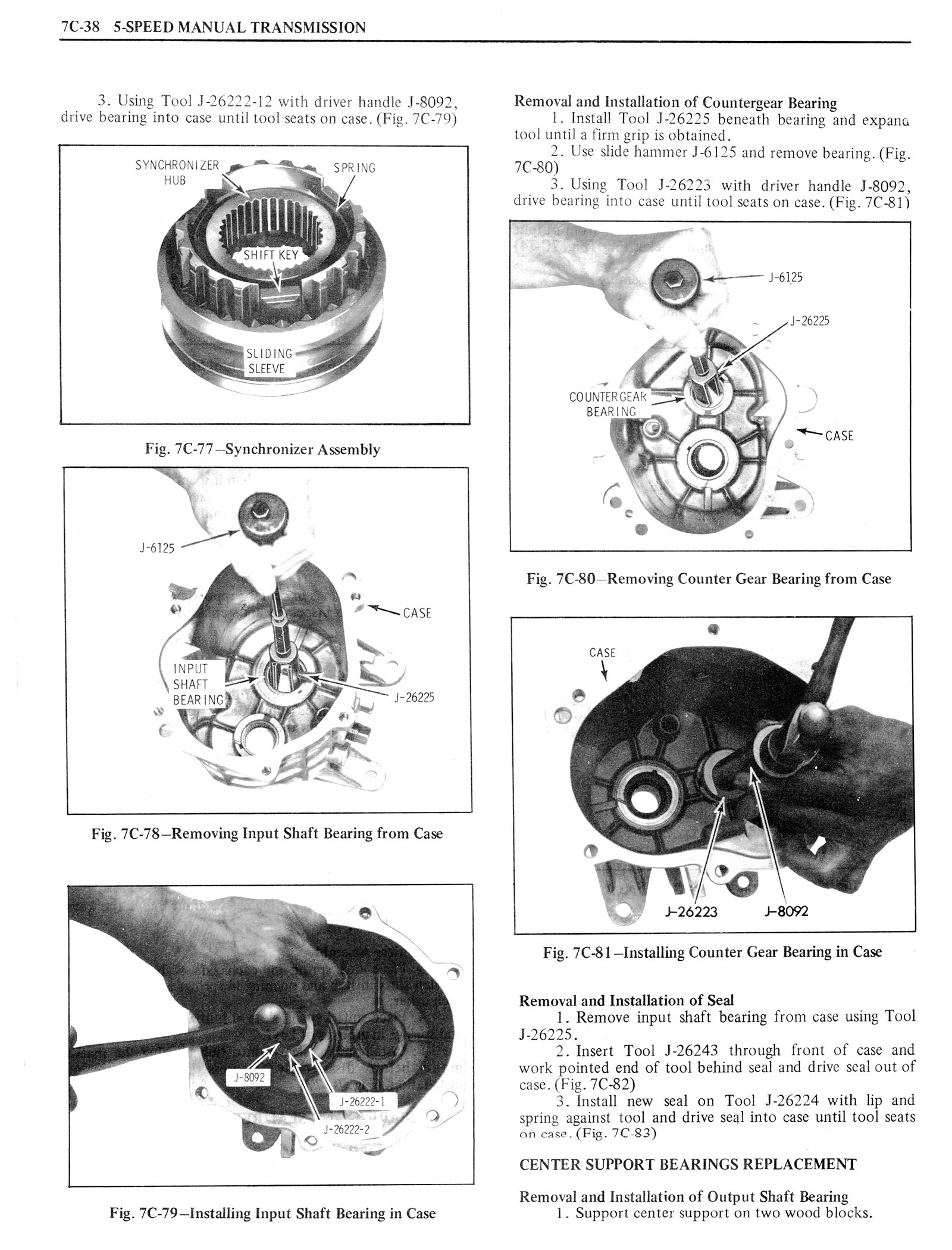 1976 Oldsmobile Service Manual page 910 of 1390