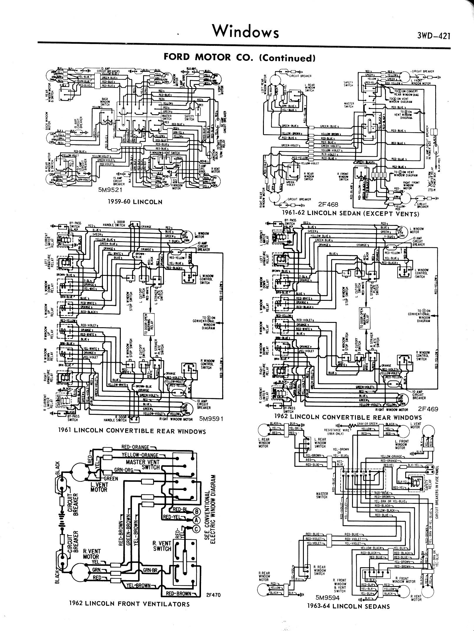 1957-1965 Accessory Wiring Diagrams / 3WD-421.jpg