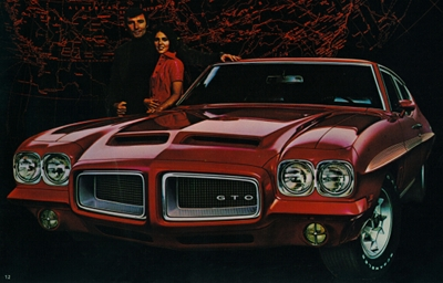 Ford Wiring Diagram 1972 Pontiac Gto The Swan Song Old Car Memories