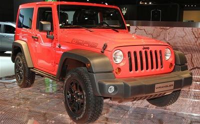 10 Best Jeep Wrangler Colors Old Car Memories