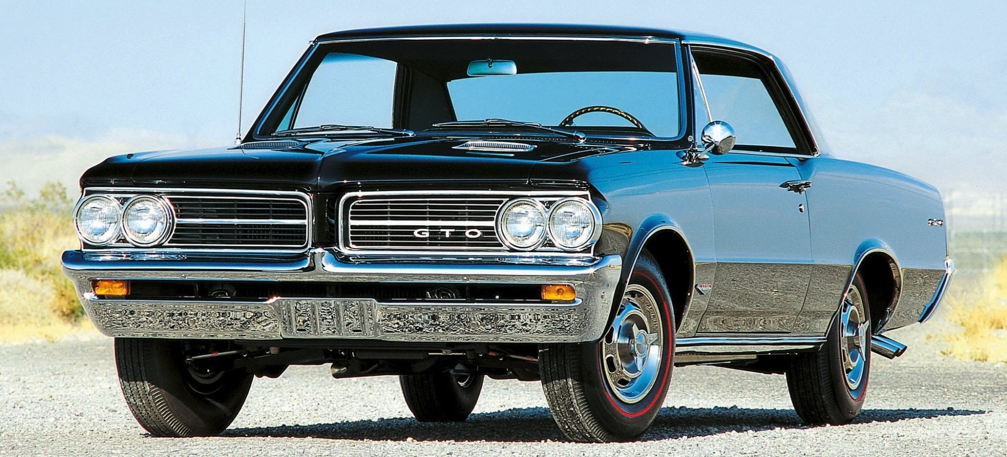 hight resolution of in 1965 the good thing continued but with even better styling from its new double decker headlight and dual front grille design