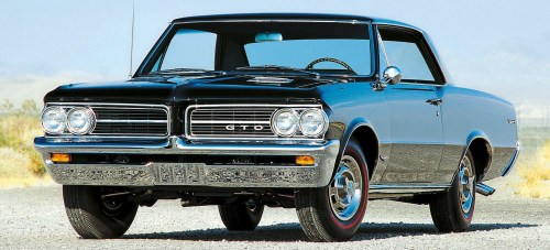 small resolution of in 1965 the good thing continued but with even better styling from its new double decker headlight and dual front grille design