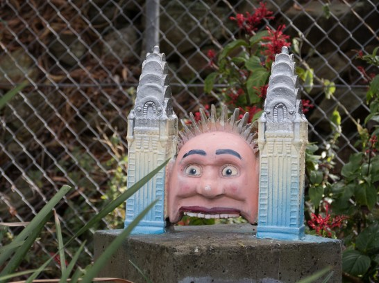 The Luna Park face