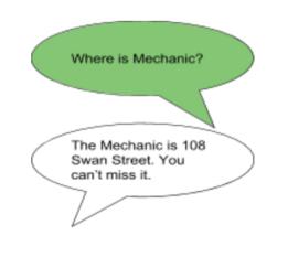 Where is mechanic