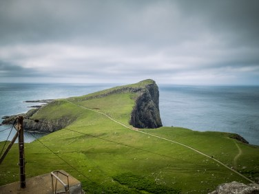 Neist Point Loighthouse - Skye