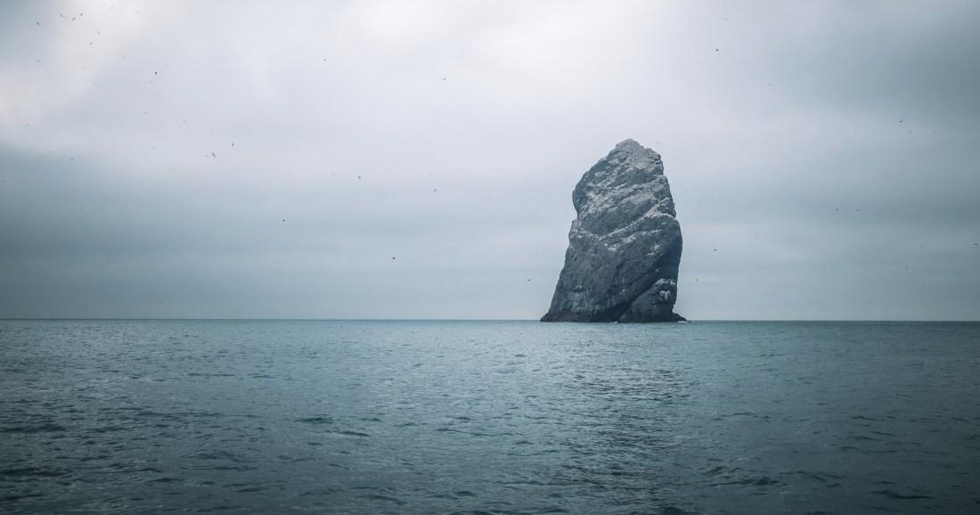 St Kilda Island - Sea Stack