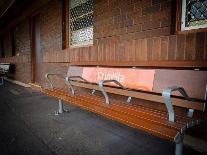 Cringila Station