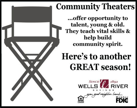 Ad image for Wells River Savings, with multiple locations throughout VT