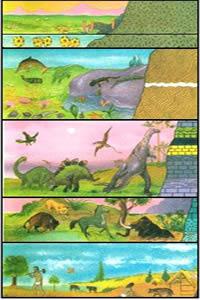 Eras geológicas de la Tierra (3/6)