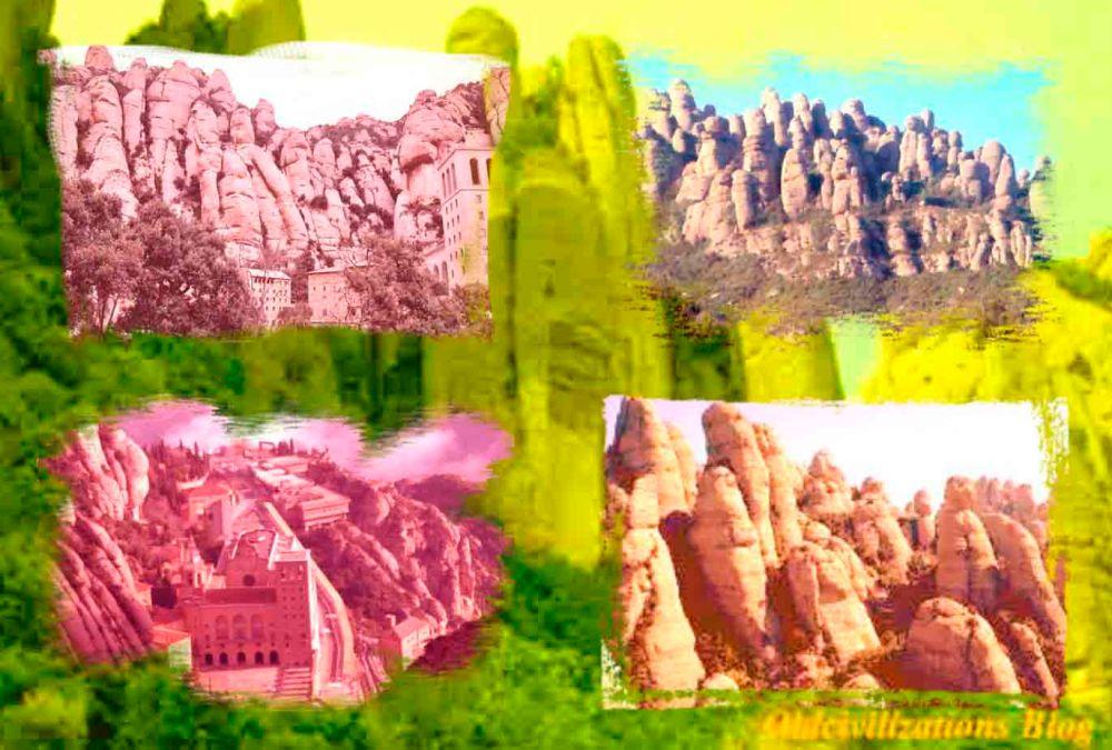 ¿Qué misterios esconde la sagrada montaña de Montserrat? (4/6)