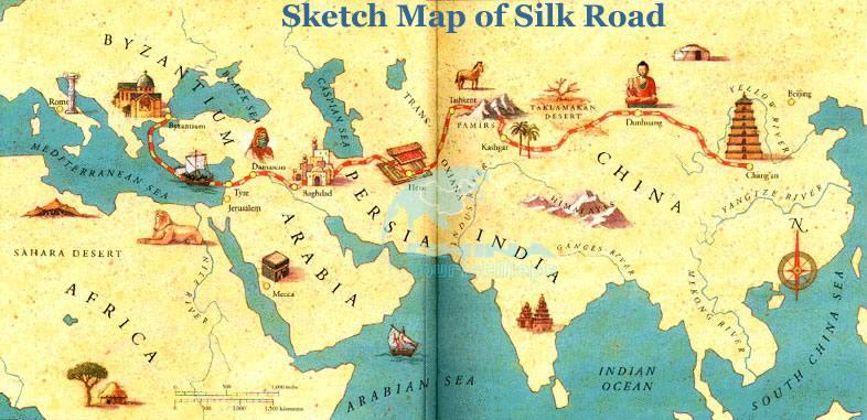 Marco Polo y la Ruta de la Seda (2/6)